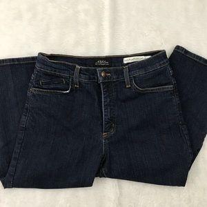 NYDJ Capri Jeans Size 8P